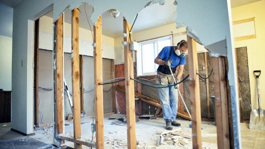 Bauendreinigung